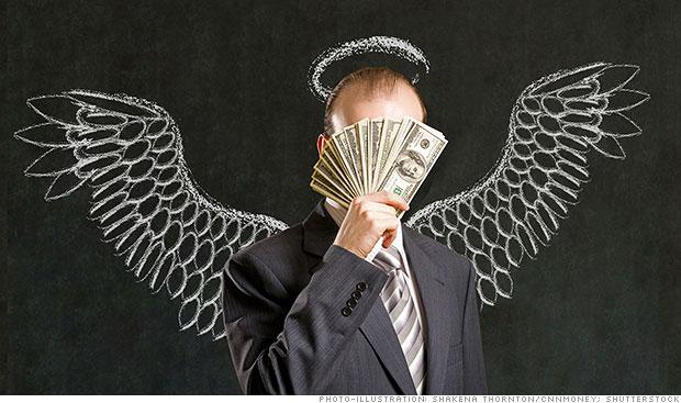 investidores anjo